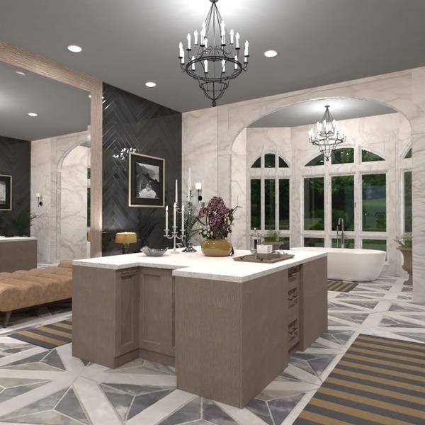 photos maison décoration salle de bains eclairage architecture idées