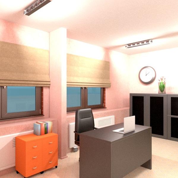zdjęcia meble wystrój wnętrz biuro remont pomysły