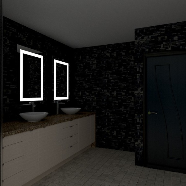 foto bagno illuminazione rinnovo idee
