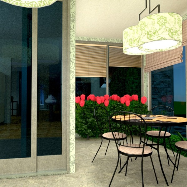 fotos terrasse renovierung esszimmer ideen
