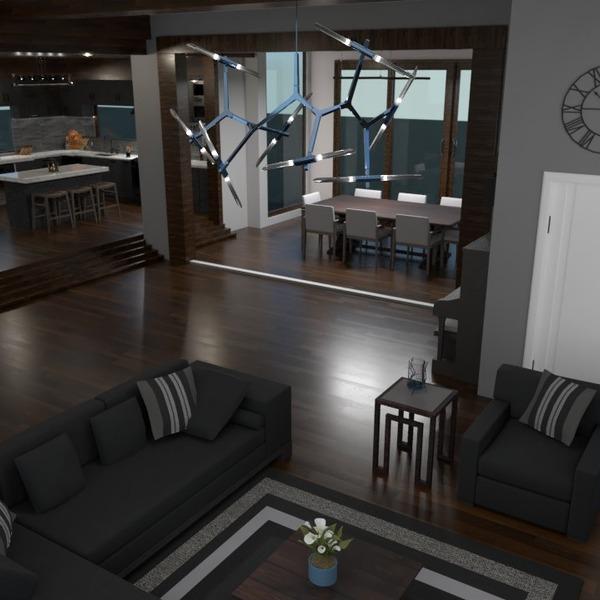 foto casa decorazioni saggiorno cucina illuminazione idee