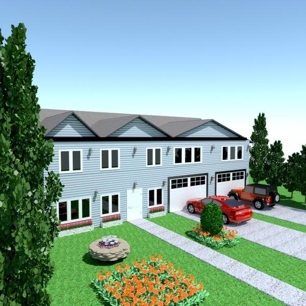foto casa garage paesaggio architettura idee