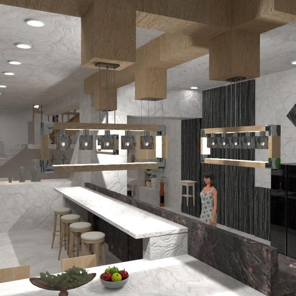 fotos casa cozinha iluminação utensílios domésticos sala de jantar ideias