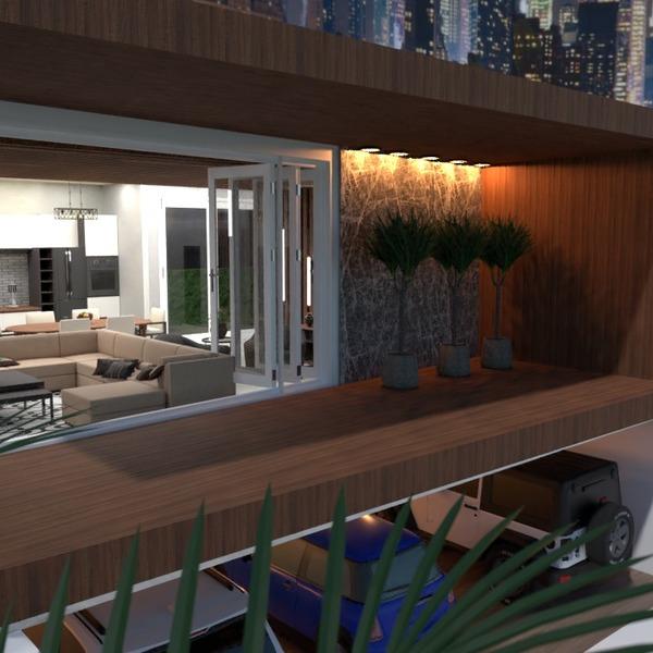 zdjęcia dom garaż na zewnątrz architektura pomysły
