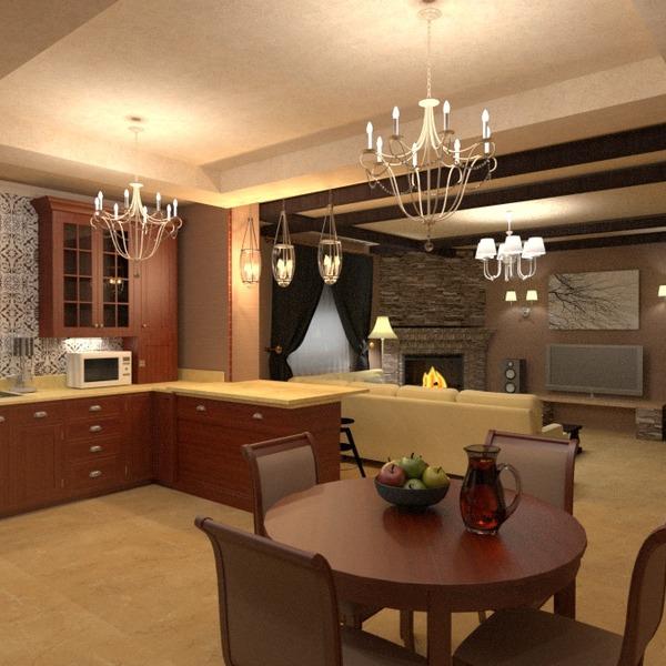 идеи дом мебель декор сделай сам гостиная кухня столовая студия идеи