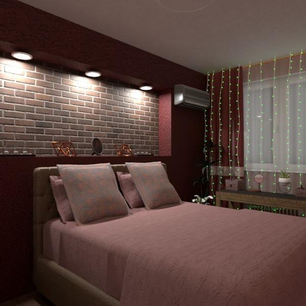 zdjęcia mieszkanie meble zrób to sam sypialnia oświetlenie pomysły