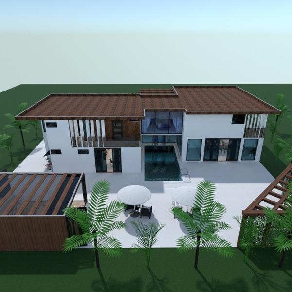 nuotraukos butas namas terasa baldai apšvietimas kraštovaizdis аrchitektūra sandėliukas studija prieškambaris idėjos