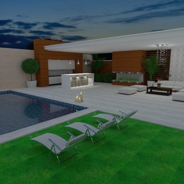 foto veranda arredamento decorazioni angolo fai-da-te saggiorno cucina esterno illuminazione paesaggio architettura idee