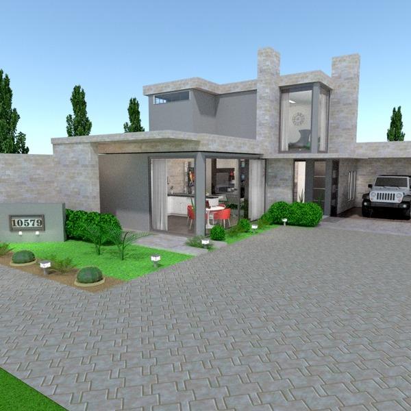 nuotraukos butas pasidaryk pats svetainė garažas eksterjeras apšvietimas kraštovaizdis аrchitektūra prieškambaris idėjos