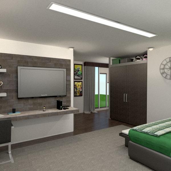 fotos decoração faça você mesmo dormitório iluminação ideias