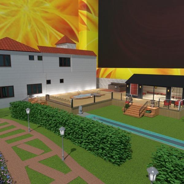 идеи дом терраса мебель декор гостиная улица освещение ремонт ландшафтный дизайн идеи
