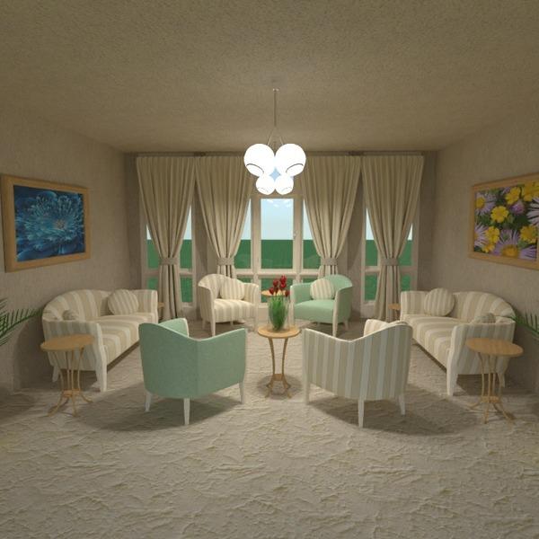 fotos muebles decoración salón iluminación arquitectura ideas