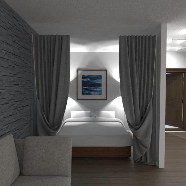 fotos apartamento mobílias dormitório quarto iluminação ideias