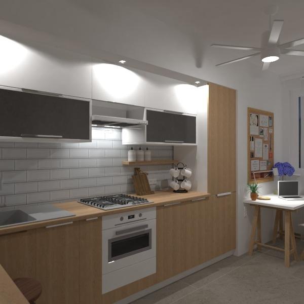 photos appartement cuisine bureau idées