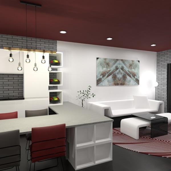 zdjęcia mieszkanie dom pokój dzienny kuchnia pomysły