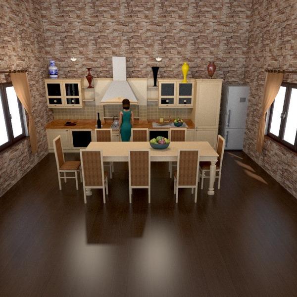 идеи квартира дом мебель декор кухня столовая идеи