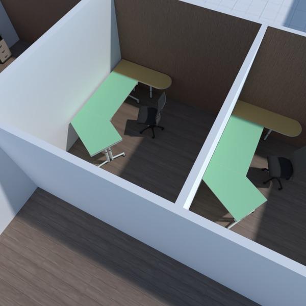 nuotraukos baldai biuras idėjos