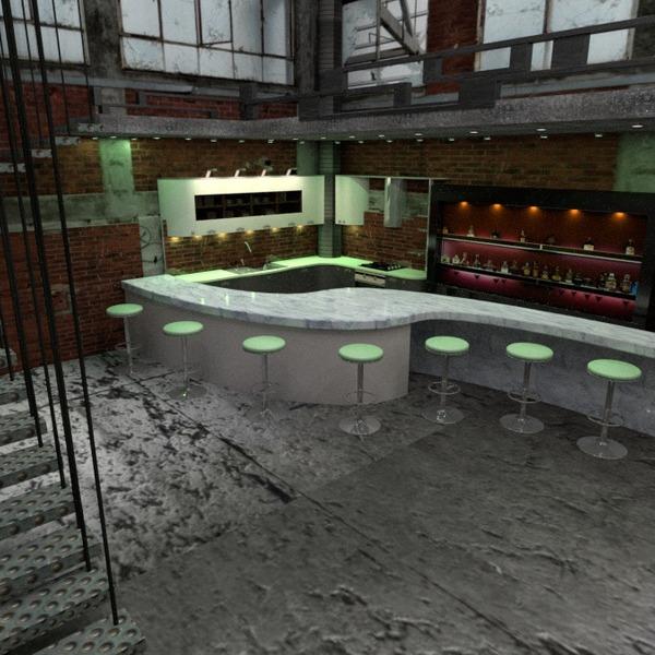 foto arredamento decorazioni saggiorno cucina illuminazione rinnovo caffetteria architettura monolocale idee
