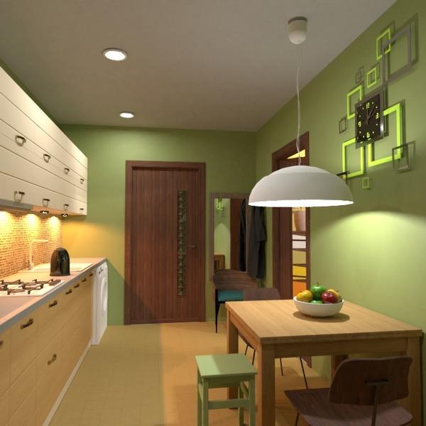 fotos apartamento cozinha iluminação ideias