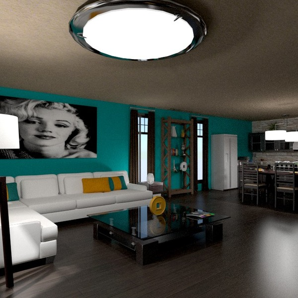 идеи квартира мебель декор гостиная кухня освещение ремонт столовая архитектура прихожая идеи