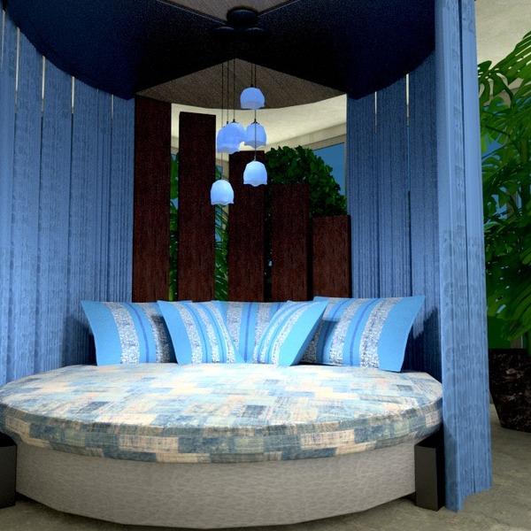foto decorazioni angolo fai-da-te camera da letto rinnovo idee