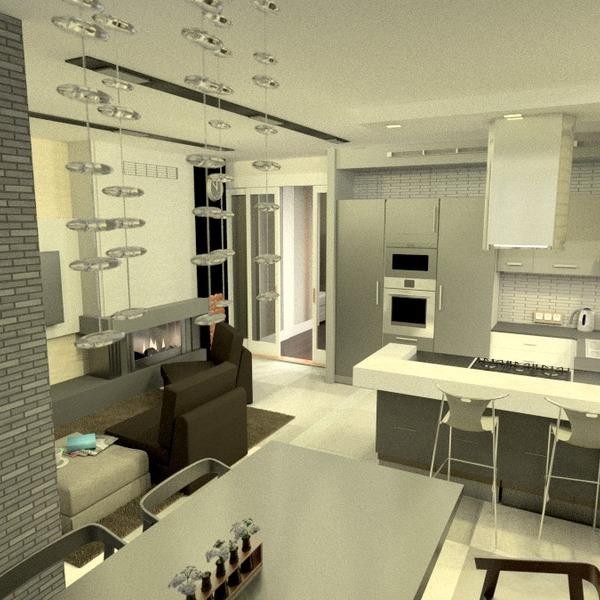 photos appartement meubles salon cuisine studio idées