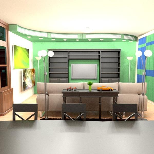 fotos mobílias decoração quarto reforma sala de jantar estúdio ideias