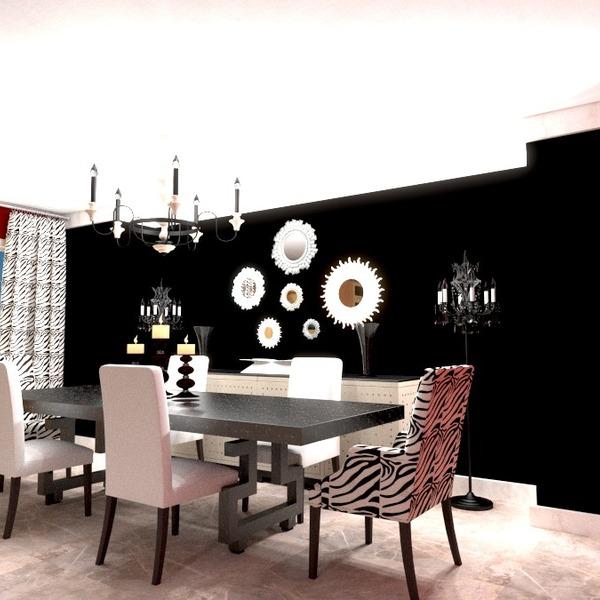 nuotraukos butas baldai dekoras valgomasis idėjos