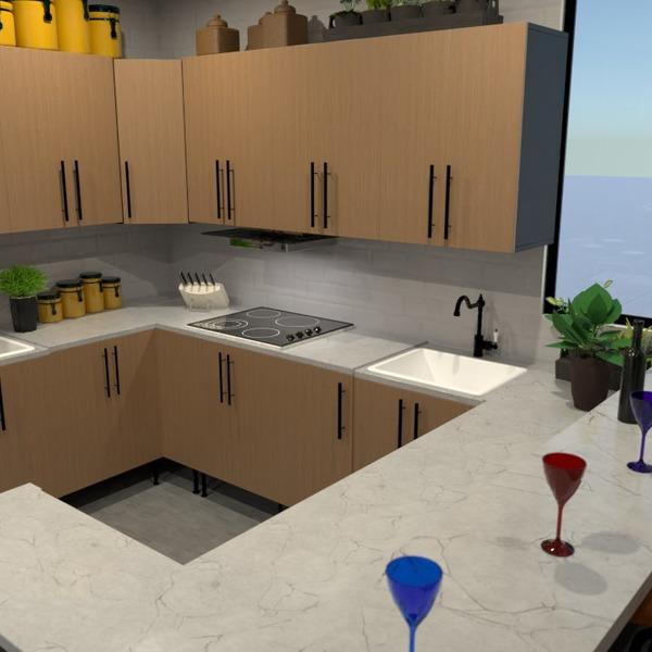 fotos decoração cozinha iluminação utensílios domésticos arquitetura ideias