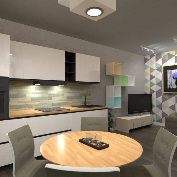 nuotraukos butas svetainė virtuvė idėjos