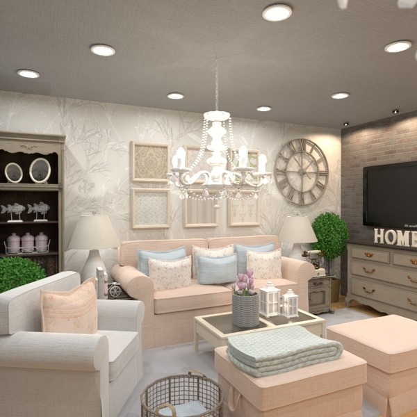 идеи квартира дом декор гостиная освещение идеи