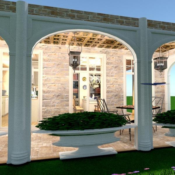 foto casa decorazioni esterno illuminazione architettura idee