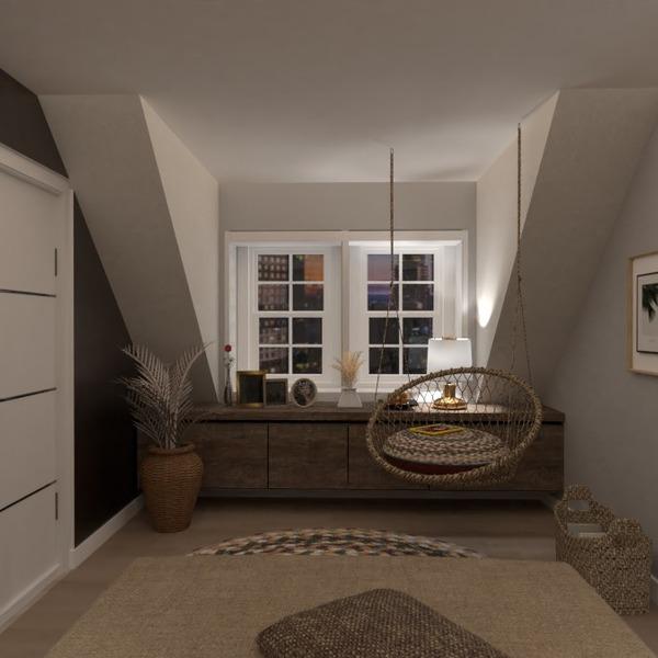 nuotraukos butas baldai miegamasis idėjos