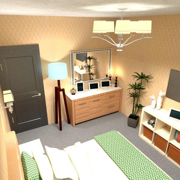 fotos apartamento mobílias decoração dormitório reforma ideias