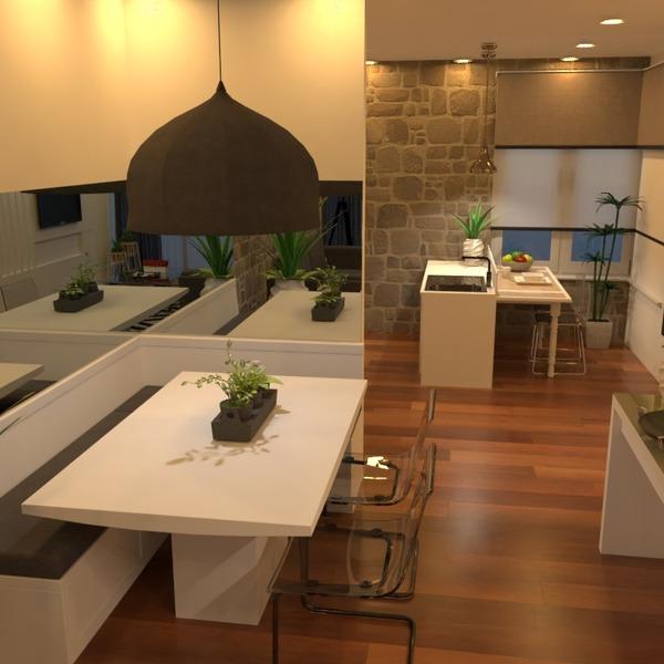 nuotraukos butas pasidaryk pats svetainė virtuvė apšvietimas idėjos