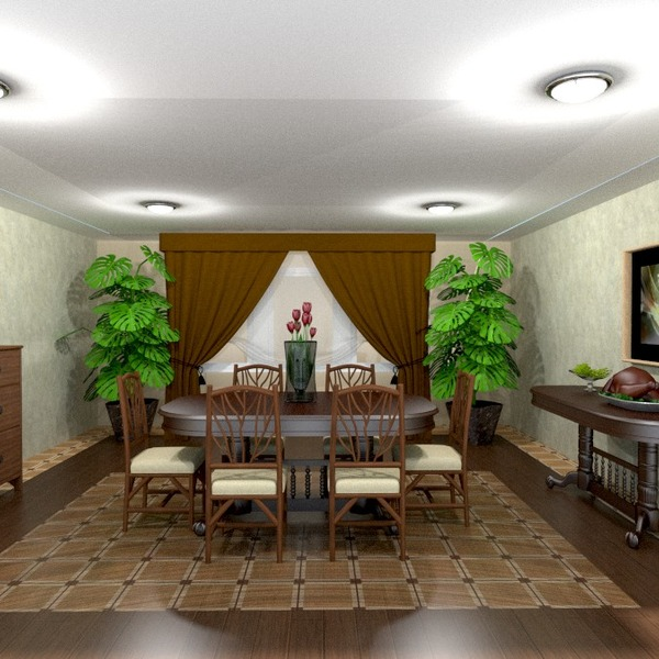 foto appartamento casa arredamento decorazioni sala pranzo idee