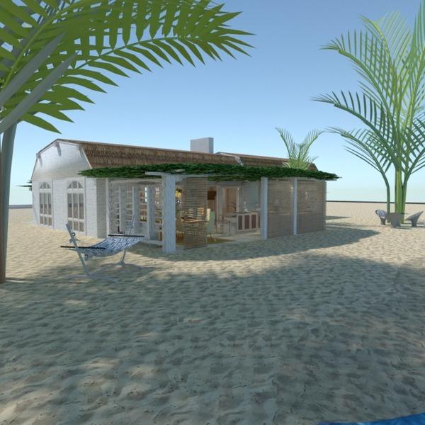 fotos casa decoração área externa paisagismo ideias
