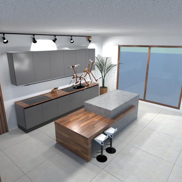 nuotraukos butas namas baldai virtuvė idėjos