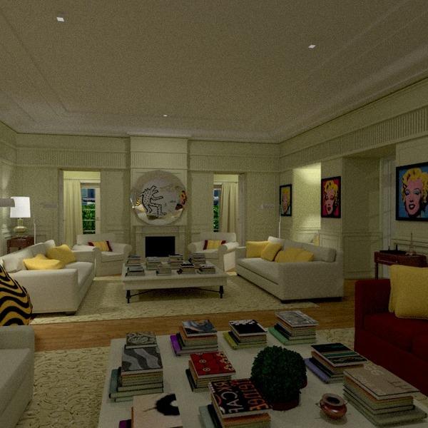 fotos apartamento muebles decoración salón iluminación arquitectura ideas