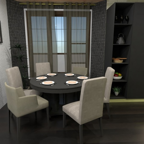 идеи квартира мебель столовая идеи