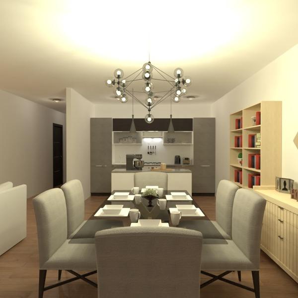 photos meubles décoration cuisine eclairage salle à manger idées