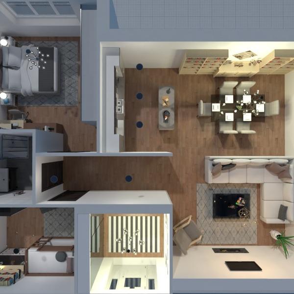 photos appartement maison chambre à coucher salon salle à manger idées