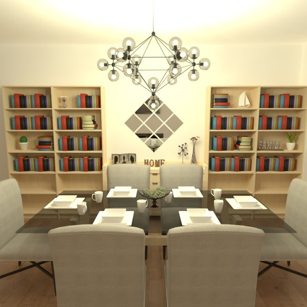 photos meubles décoration eclairage salle à manger idées