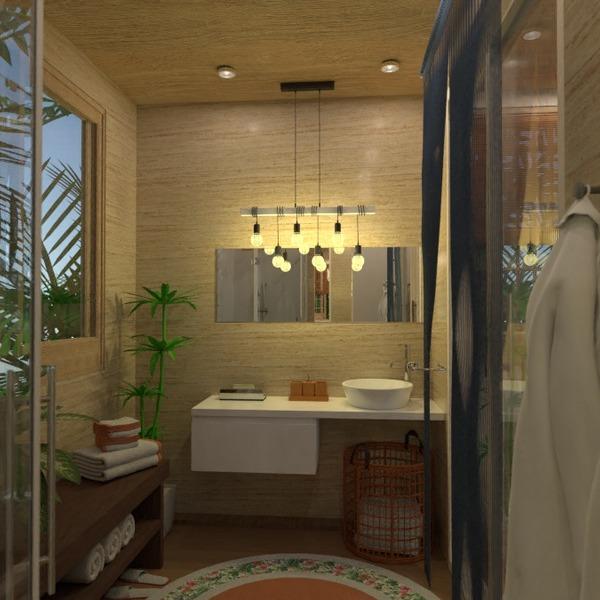 photos maison décoration salle de bains extérieur paysage idées