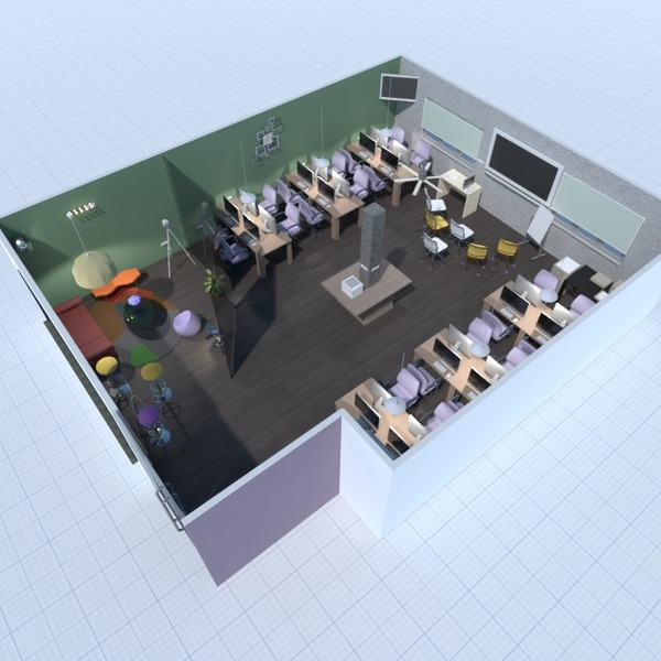 nuotraukos biuras idėjos