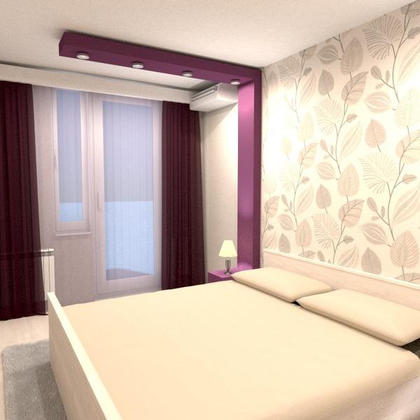 zdjęcia mieszkanie wystrój wnętrz sypialnia oświetlenie remont pomysły