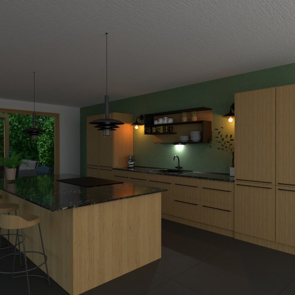 photos house living room kitchen architecture ideas