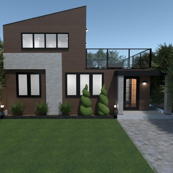 nuotraukos namas terasa eksterjeras namų apyvoka аrchitektūra idėjos