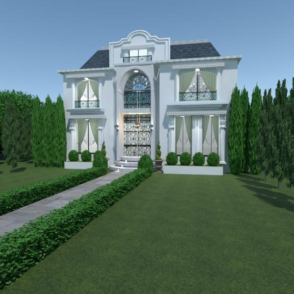 fotos casa varanda inferior iluminação paisagismo arquitetura ideias