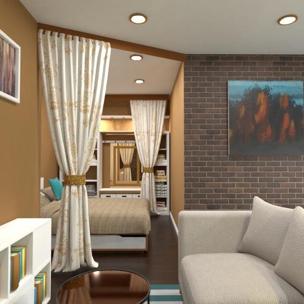 nuotraukos butas baldai miegamasis svetainė аrchitektūra idėjos